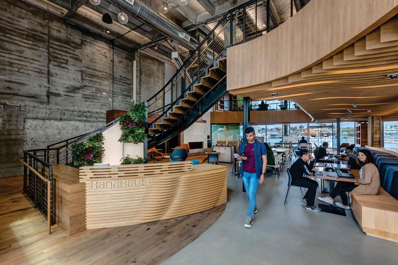 SAP Hana Haus lobby